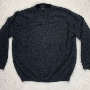 Pure 2 ply Cashmere Sweater Size XL